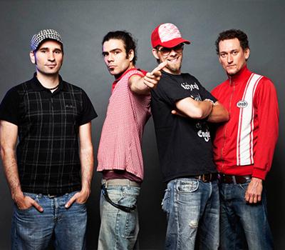 Foto von den Ohrbooten Band