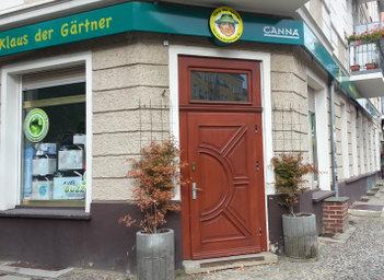 Foto des Grow-Shops Klaus der Gärtner
