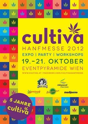 Poster der Cultiva 2012