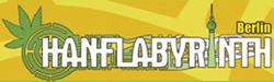 Logo des Hanflabyrinth Berlin (2009)
