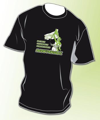 Bild vom Hanfparade-T-Shirt 2012