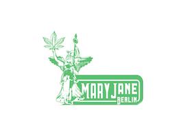 Kleiner Grafikbanner der Hanfmesse Mary Jane