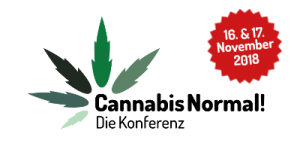 Logo Cannabis Normal Konferenz 2018