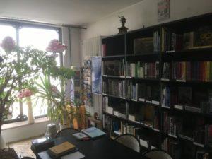 Nachtschatten Verlag Crowdfunding Büro Foto