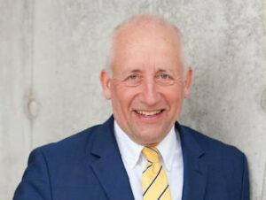 Foto von MdB Dr. Wieland Schinnenburg