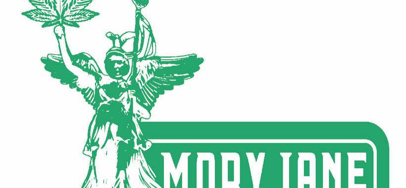 Logo der Mary Jane Berlin Hanf Messe für Cannabis