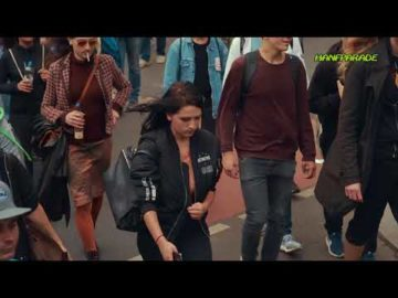 """Hanfparade 2017 - """"Breiter kommen wir weiter"""" official aftermovie"""