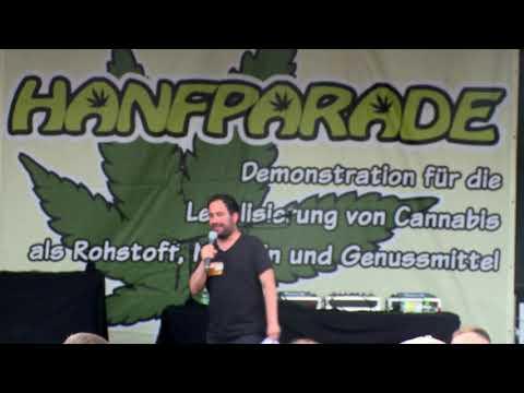 Niema Movassat (Die Linke) - Hanfparade 2019