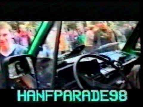 Auf zur Hanfparade2000 - Teil 1 - Sativa Vision