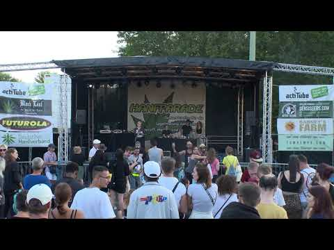 Philine Edbauer (mybrainmychoice) - Hanfparade 2019