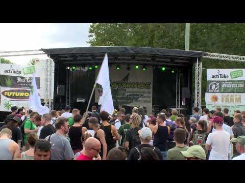 Andreas Müller (Richter / LEAP) - Hanfparade 2019