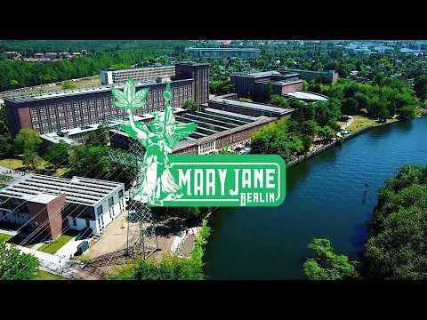 Hanfmesse Deutschland - Mary Jane Berlin 2017