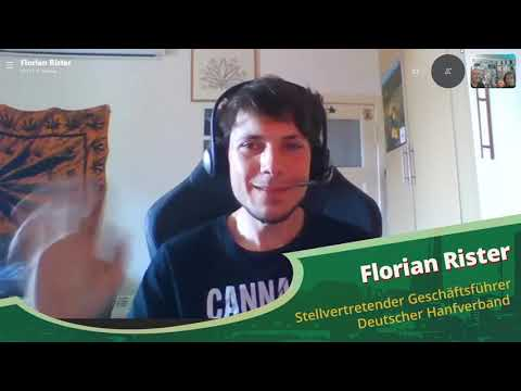Florian Rister - Hanfparade 2020