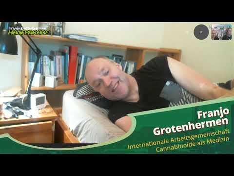 Franjo Grotenhermen (IACM) - Hanfparade 2020