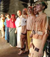 Hanfparade 2004 – Modenschau auf der Hauptbühne