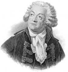 Bildnis von Gabriel de Riqueti, comte de Mirabeau
