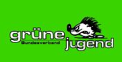 Grüne Jugend Bundesverband-Logo mit wütendem Igel