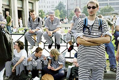 Hanfparade 2002 - Sträflinge