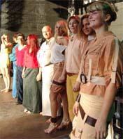 Hanfparade2004 Modenschau