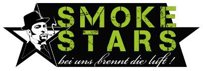 Grafik SmokeStars Onlineshop Banner