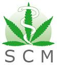 Logo des Selbsthilfenetzwerk Cannabis Medizin (SCM)