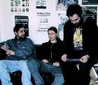 Foto der 3 Bandmitglieder von Conexion Musical