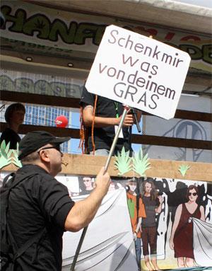 Schenk mir was von deinem Gras - Hanfparade 2012