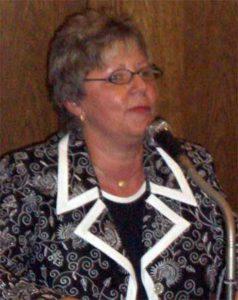 Marion Caspers-Merk, SPD, ehemalige Drogenbeauftragte der Bundesregierung