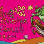 Webbanner für den 5. Weltkongress der Hedonistischen Internationale