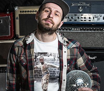 Damion Davis, HipHop made in Berlin