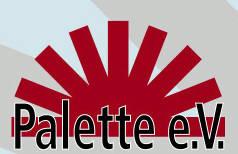 Logo Grafik vom Palette eV in Hamburg