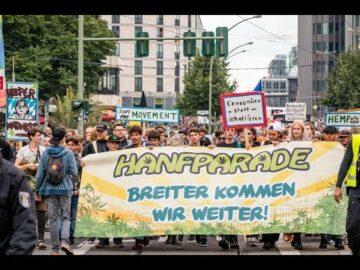 """Promo Video zur Hanfparade 2018 """"Aufklärung statt Verbote!"""" - 11. August 2018"""