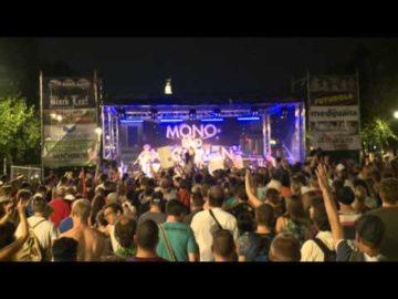Mono + Nikitaman auf der Hanfparade 2015 + Gras ist legal